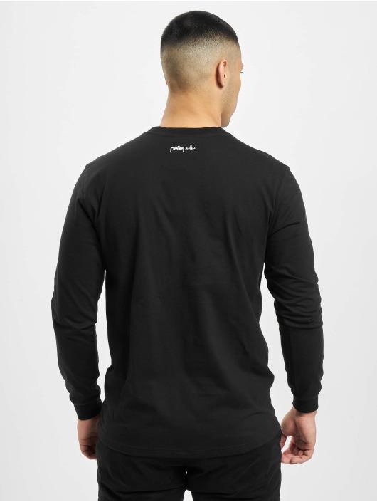 Pelle Pelle Longsleeve Core-Porate zwart