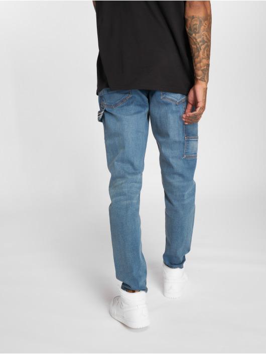 Pelle Pelle Loose Fit Jeans Carpenter blue