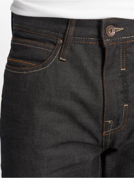 Pelle Pelle Loose Fit Jeans Baxter czarny