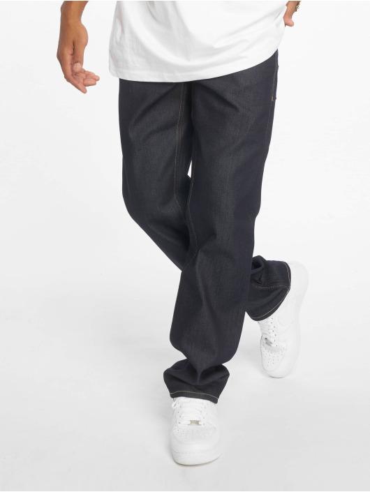Pelle Pelle Loose Fit Jeans Baxter indigo