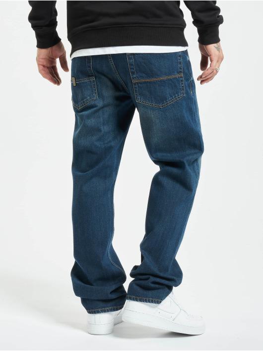 Pelle Pelle Loose Fit Jeans Baxter niebieski