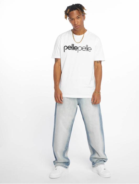 Pelle Pelle Nohavice Baggy Baxter modrá