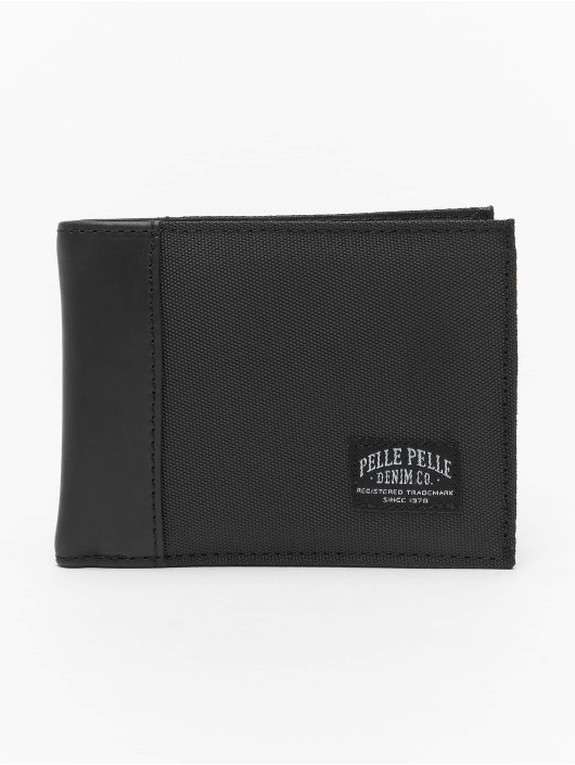 Pelle Pelle Portamonete Wallet nero