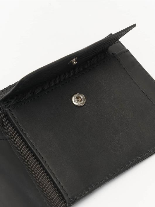 Pelle Pelle portemonnee Wallet zwart