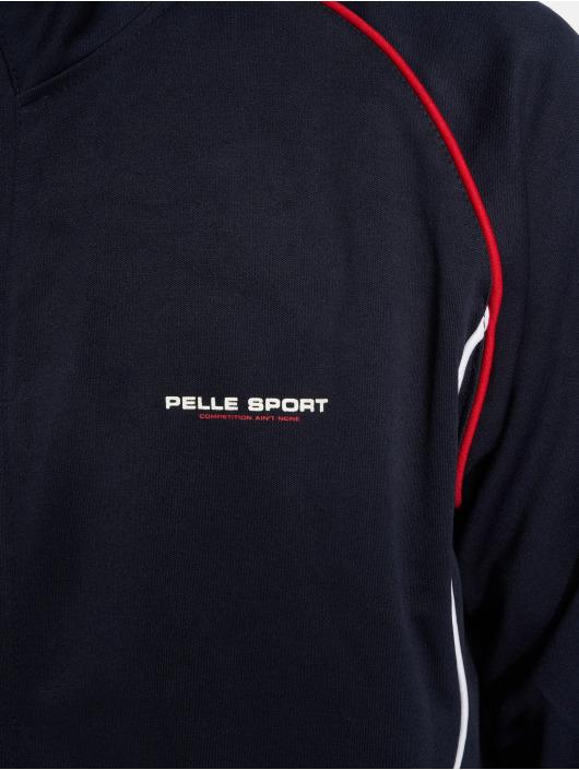 Pelle Pelle Prechodné vetrovky Vintage Sports modrá