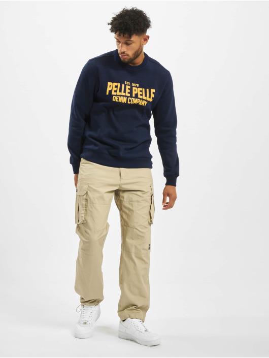 Pelle Pelle Pullover Freshman blau