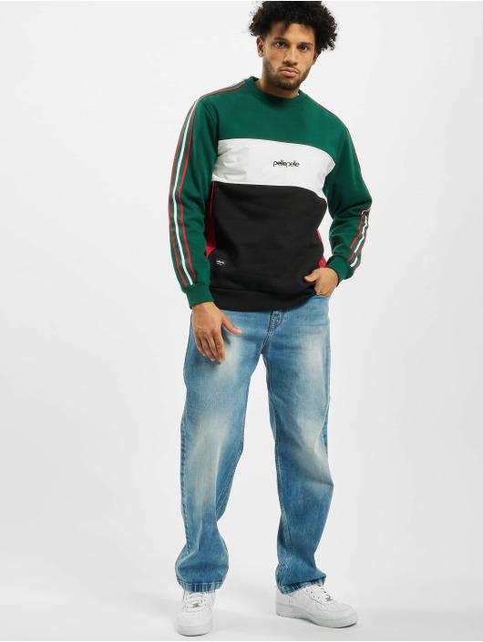 Pelle Pelle Pullover Off-Court grün