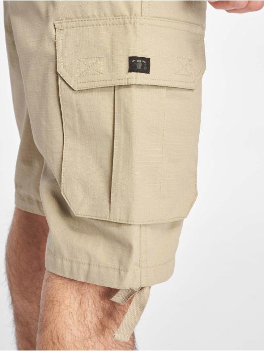 Homme 644868 Cargo Basic Kaki Pelle Short 3LRj54cAq
