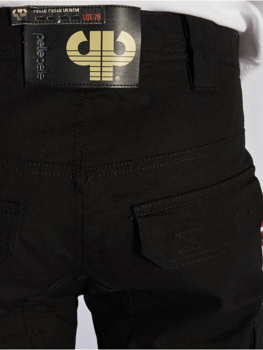 Basic Homme Pelle 644854 Short Noir IY6bfvy7g