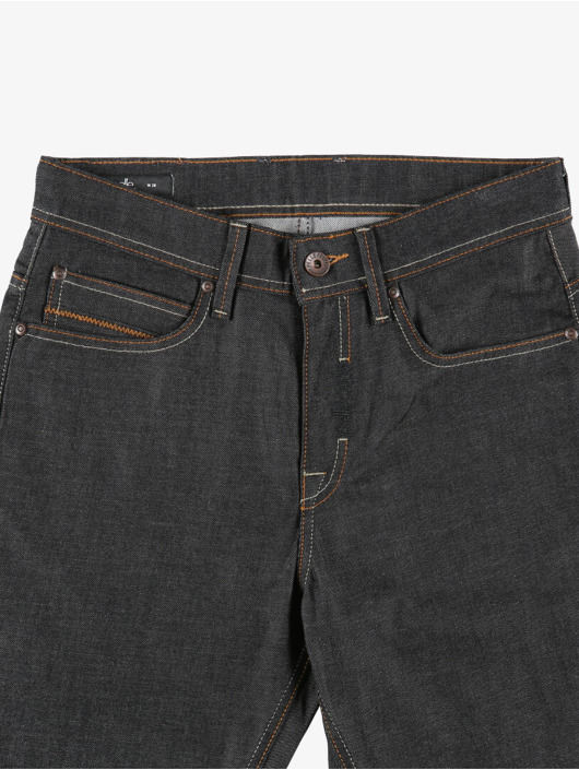 Pelle Pelle Short Buster Loose Denim noir