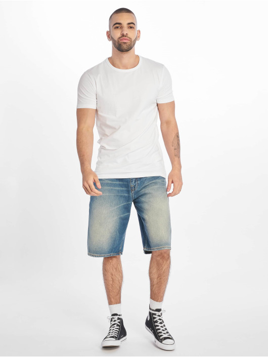 Pelle Pelle Shorts Buster Baggy blau