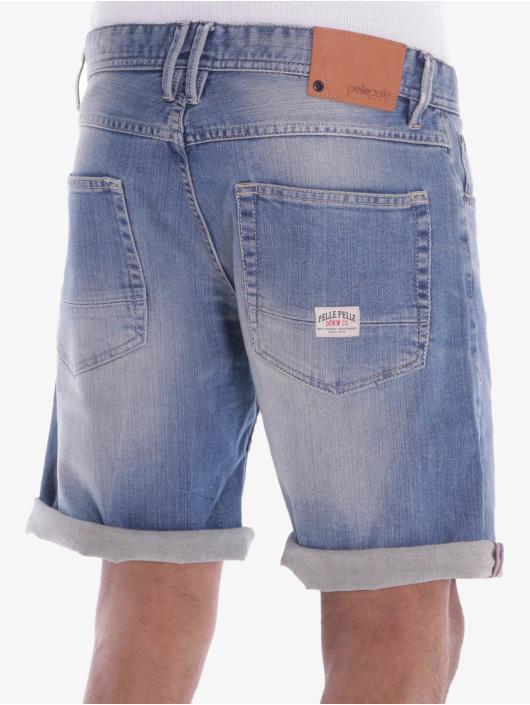 Pelle Pelle shorts Scotty Denim blauw