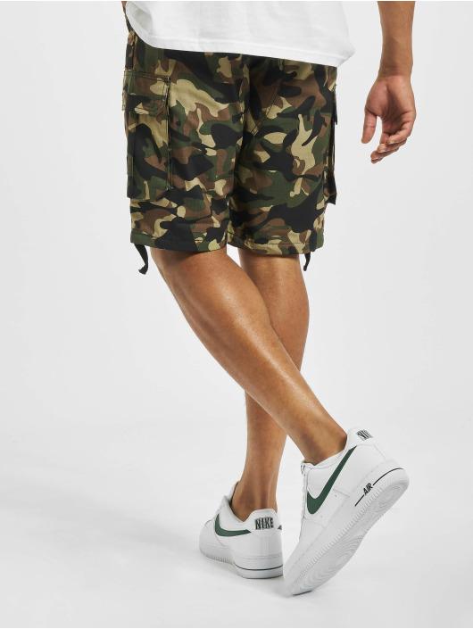 Pelle Pelle Shorts Basic kamouflage