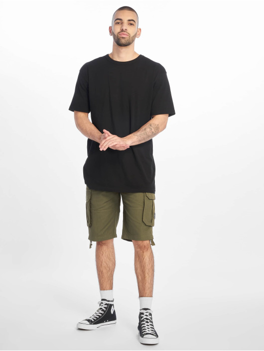 Pelle Pelle Shorts Basic Cargo oliven