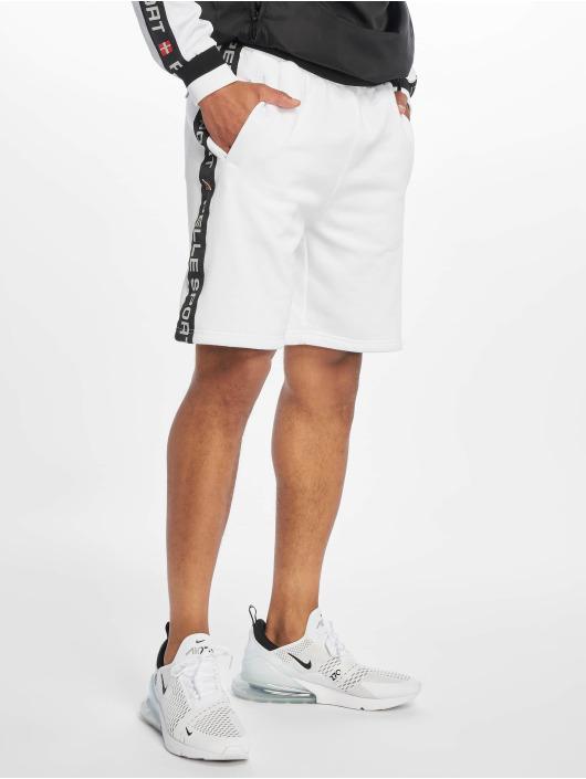 Pelle Pelle Shorts Vintage weiß