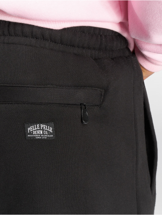Pelle Pelle shorts Corporate zwart