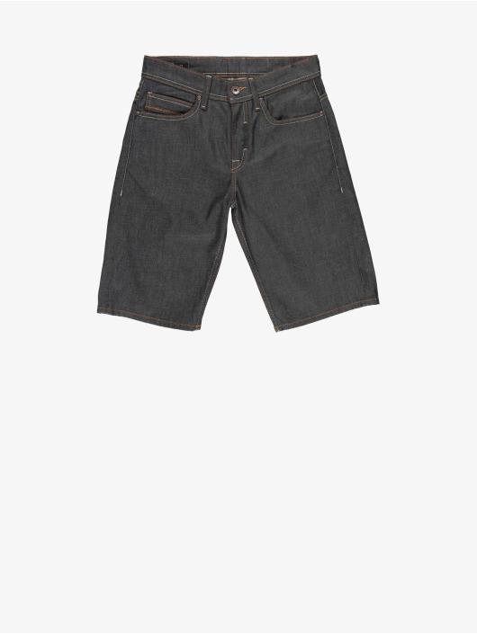 Pelle Pelle shorts Buster Loose Denim zwart