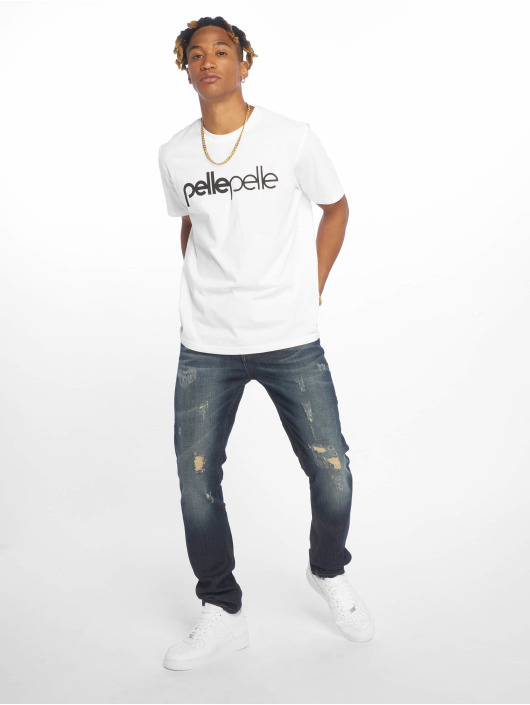 Pelle Pelle Slim Fit Jeans Scotty blå