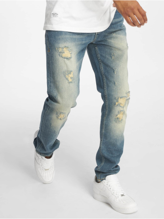 Pelle Pelle Slim Fit Jeans Scotty Slim Fit modrá
