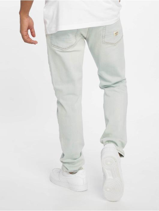Pelle Pelle Slim Fit Jeans Scotty modrá
