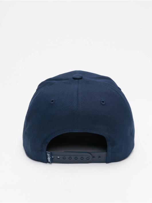 Pelle Pelle Snapback Cap Core-Porate Curved blau