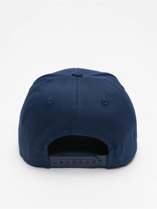 Pelle Pelle Snapback Cap Core Label Curved blue