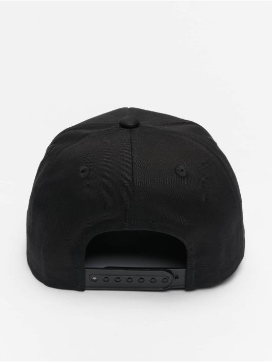 8d8d78a755b Pelle Pelle Cap   snapback cap Heritage Curved in zwart 541863