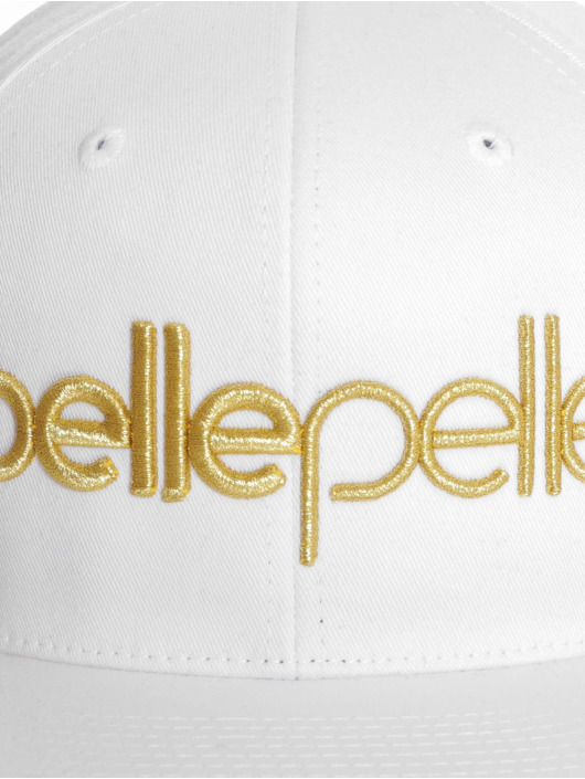 Pelle Pelle Snapback Caps Recognize bialy
