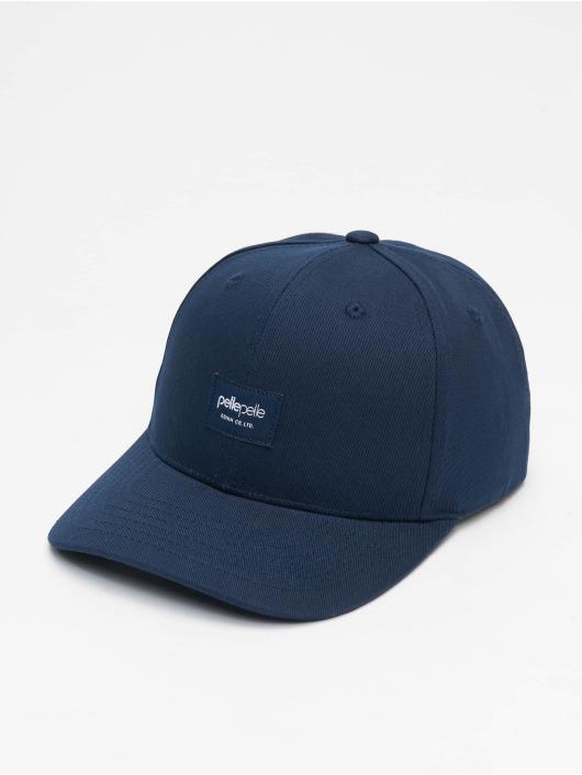 Pelle Pelle Snapback Caps Core-Porate Curved blå