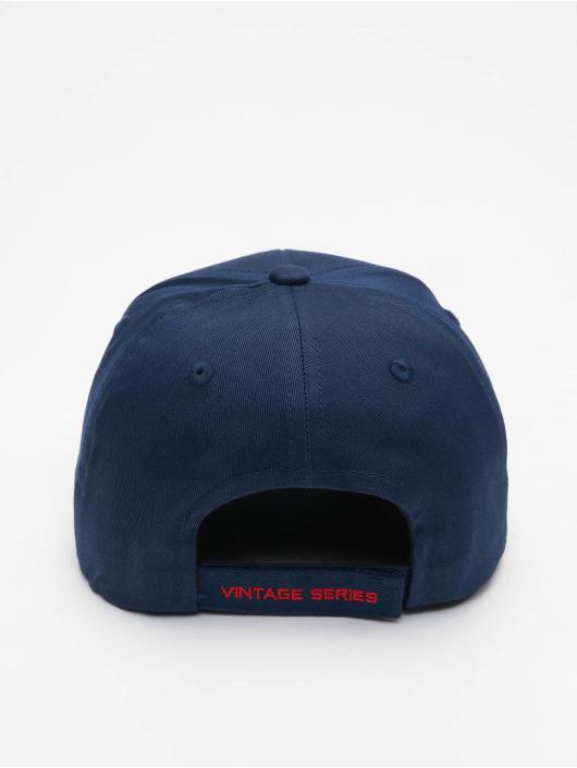 Pelle Pelle Snapback Caps Vintage Series Dad niebieski