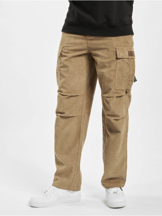 Pelle Pelle Spodnie Chino/Cargo Corduroy bezowy