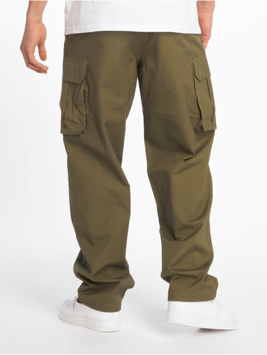 Pelle Pelle Spodnie Chino/Cargo Basic oliwkowy