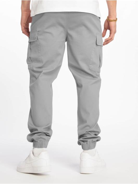 Pelle Pelle Spodnie Chino/Cargo Core Jogger szary