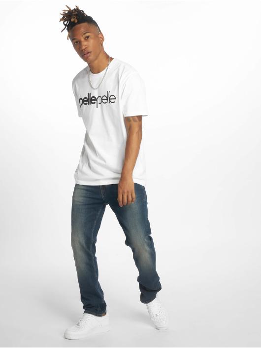 Pelle Pelle Straight Fit Jeans F.u. Floyd blau