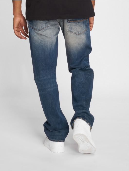 Pelle Pelle Straight Fit Jeans Baxter blue