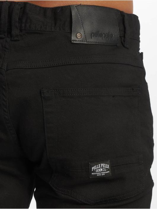 Pelle Pelle Straight Fit Jeans F.u. Floyd schwarz