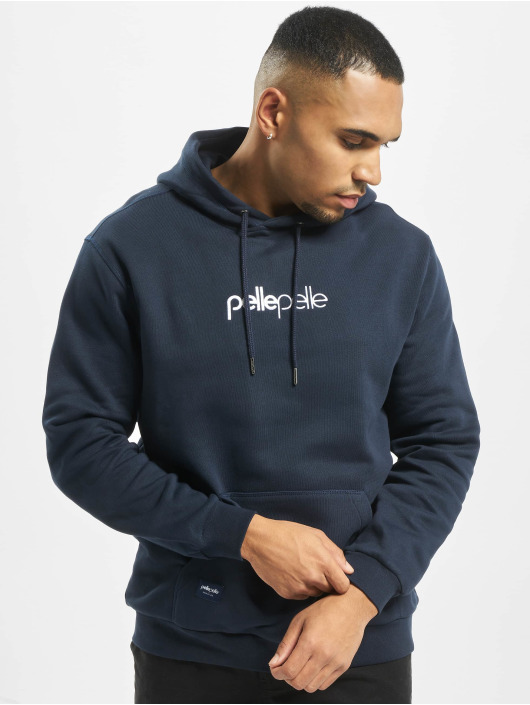 Pelle Pelle Sweat capuche Core-Porate bleu