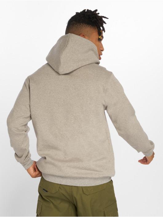 Pelle Pelle Sweat capuche Signature gris