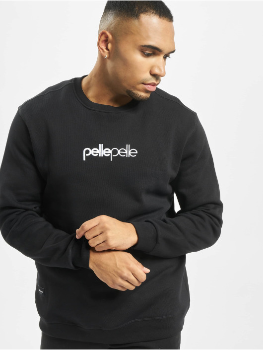 Pelle Pelle Swetry Core-Porate czarny