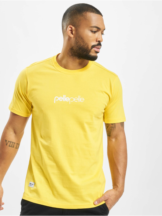 Pelle Pelle T-paidat Core Portate keltainen