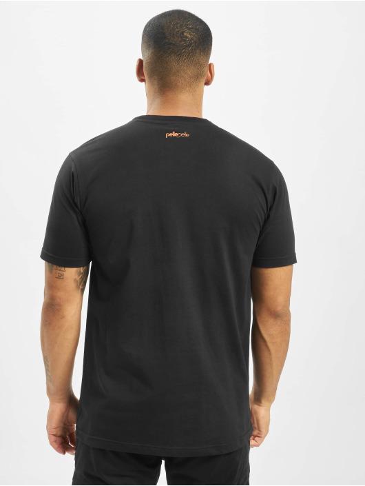 Pelle Pelle T-paidat Colorblind musta