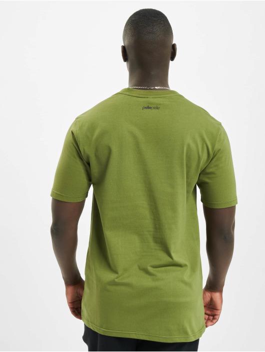 Pelle Pelle T-paidat Core-Porate oliivi