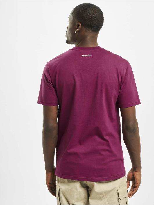 Pelle Pelle T-paidat Core Portate purpuranpunainen
