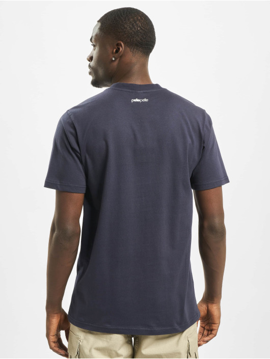 Pelle Pelle T-paidat Core Portate sininen