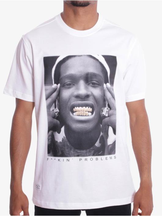 Pelle Pelle T-paidat F**kin Problem valkoinen