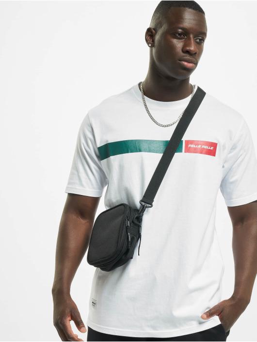 Pelle Pelle T-paidat Finish Line valkoinen