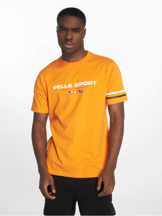 Pelle Pelle T-shirt No Competition apelsin
