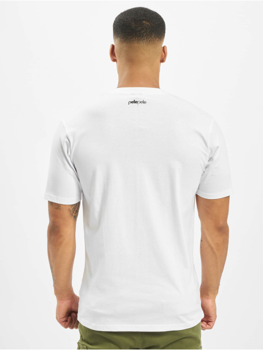 Pelle Pelle T-shirt Core-Porate bianco