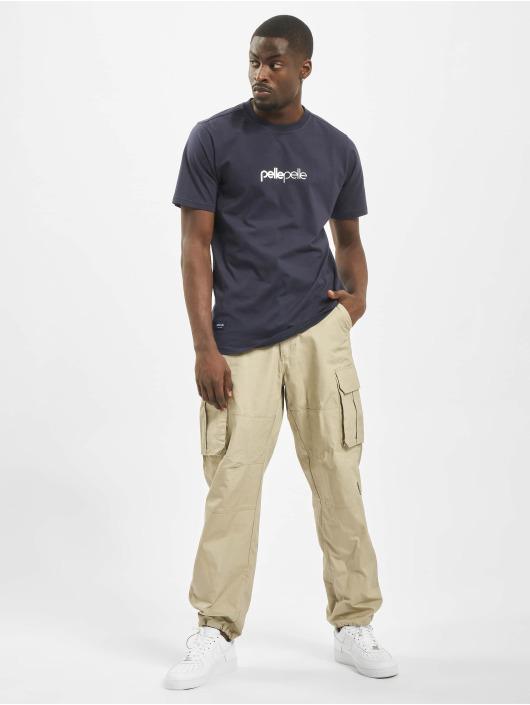 Pelle Pelle T-shirt Core Portate blå