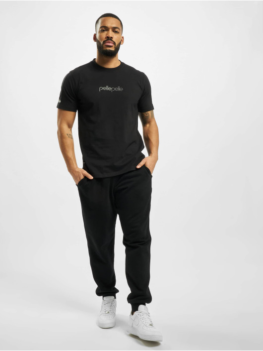 Pelle Pelle T-Shirt Shine Bright Logo black